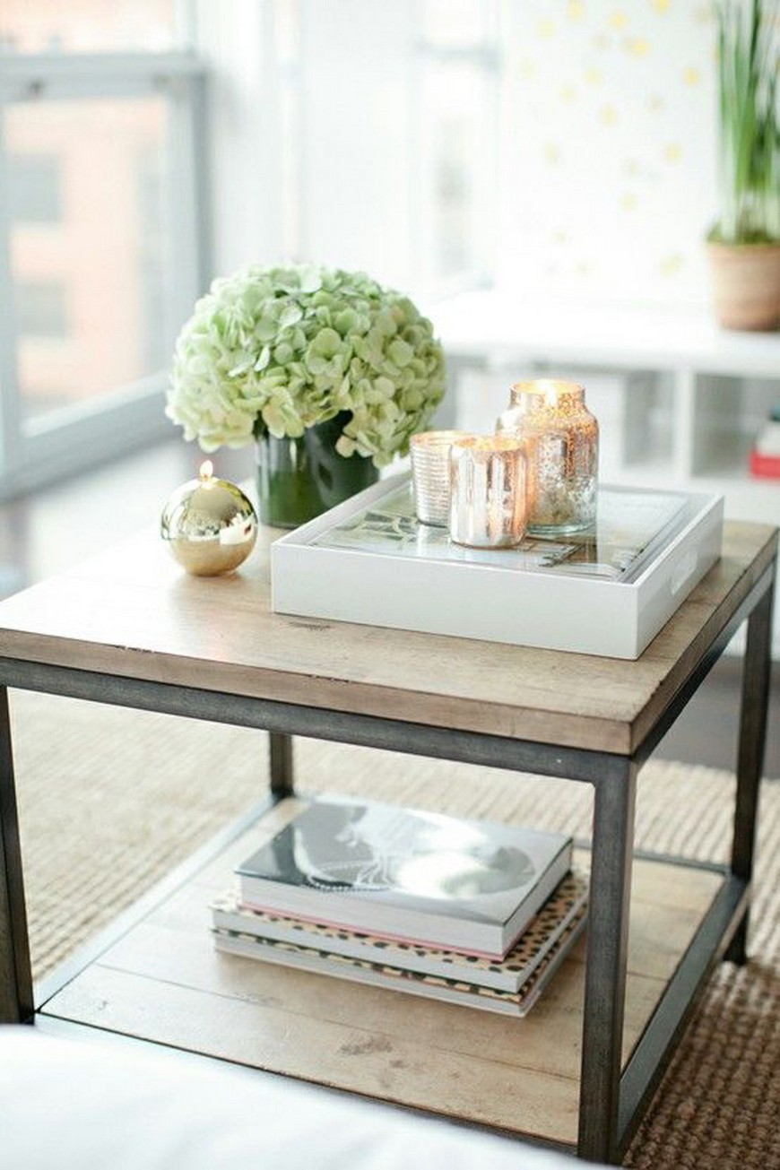 coffee table books styling