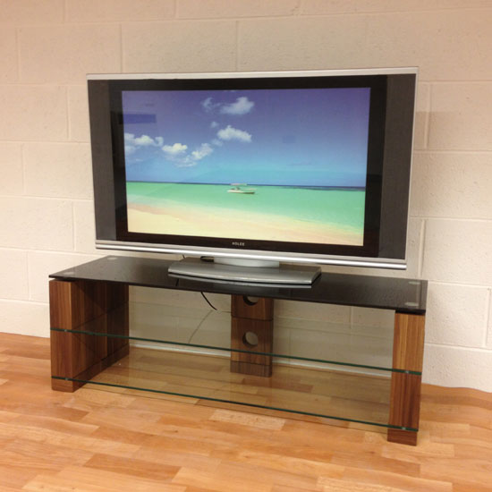 Atlanta glass TV Stand Furniture in Fashion