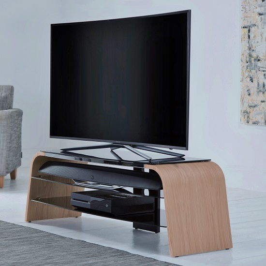 sonic tv stand oak Furniture in Fashion