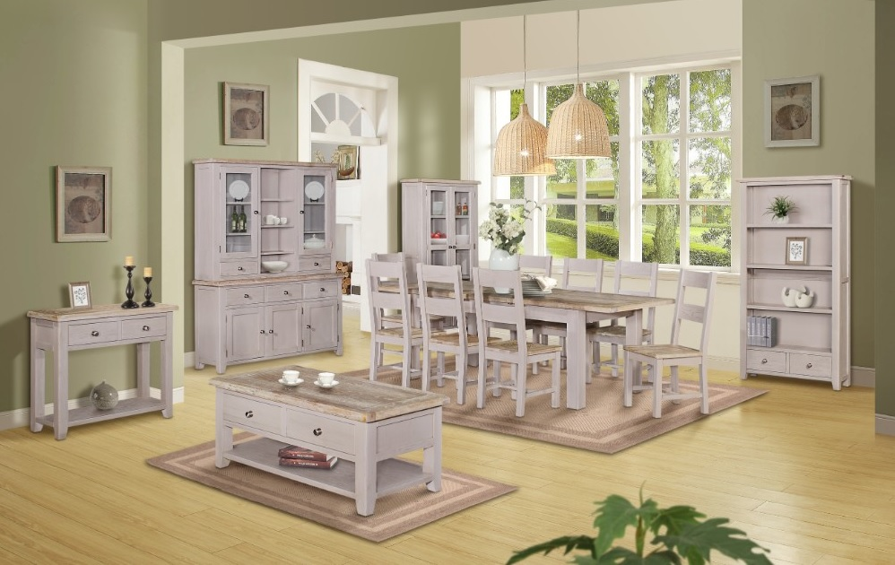 Required Goods Solid Oak Dining Room furniture set